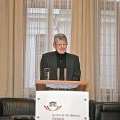 Bischof Erwin Kräutler ausgezeichnet