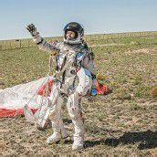 Felix Baumgartner: Menschlicher Überschallflieger