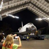 California Science Center: Endeavour endlich am Ziel
