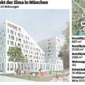 Zima realisiert in München Großprojekt um 56 Mill. Euro