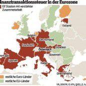 EU erzielt Durchbruch bei Finanzmarktsteuer