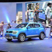 VW zeigt kleinen SUV Taigun