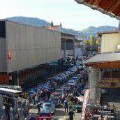 St. Gallen: Oldtimermesse