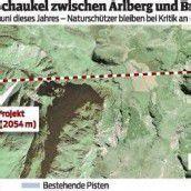 Arlberger bald mit größtem Skigebiet