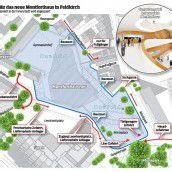 Start für Feldkirchs größtes Bauprojekt
