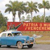 Kuba öffnet seine Grenzen
