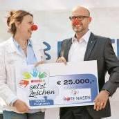 25.000 Euro für Clowndoctors