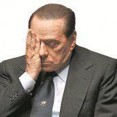 Haftstrafe – Urteil gegen Silvio Berlusconi /A4