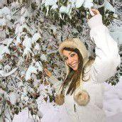 Wintereinbruch Schnee und Kälte bis Dienstag /A6