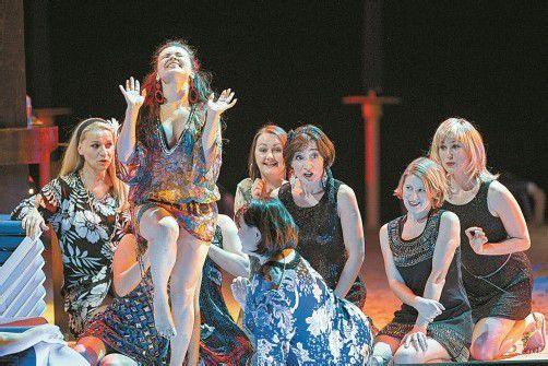 """""""Der Liebestrank"""" hatte an der Oper Graz Premiere. Foto: Kmetitsch"""