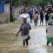 Haiti nach Sturm Sandy von Hungersnot bedroht