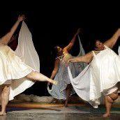 Tanzgruppe für Übergewichtige