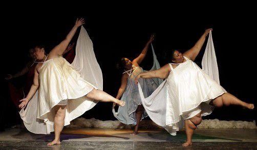 1996 wurde die Tanzgruppe gegründet. Foto: AP