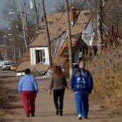 Sandy: Hunderte Häuser müssen abgerissen werden