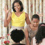 Die Stütze des Präsidenten