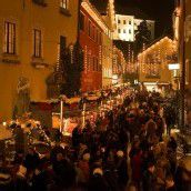 Eröffnung: Bludenzer Christkindlmarkt