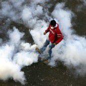 Straßenkämpfe in Ägypten