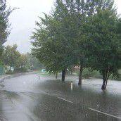 Hochwasser: Plan für Gefahrenzonen in Altach