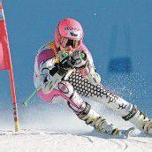 Ski-Paradies am Hochjoch Nachwuchs übt für die neue Saison /c5