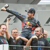 Viele Feiern für Vettel