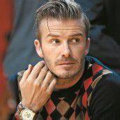 Neue Gerüchte um Beckham