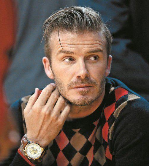 David Beckham spielt möglicherweise bald in Australien. Foto: Reuters