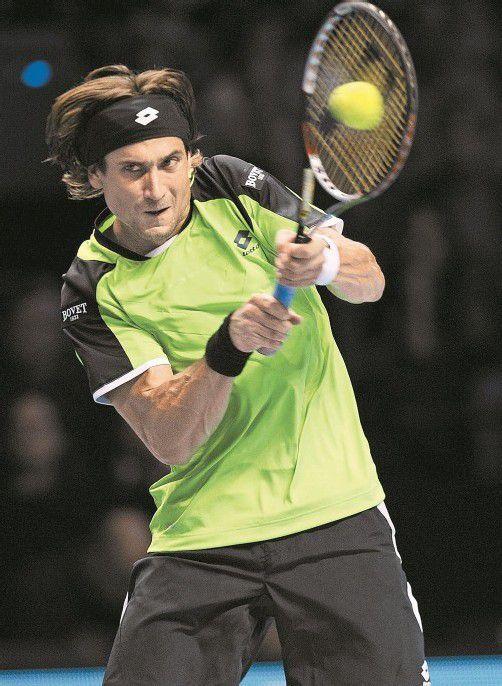 David Ferrer soll die Spanier zum Titel führen. Foto: ap