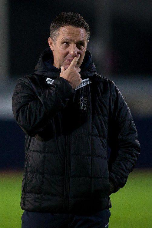 Denker und Taktiker: FCL-Coach Damir Canadi. Foto: steurer