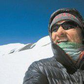Lutz bezwang 111 Gipfel – heute Nepal-Abend