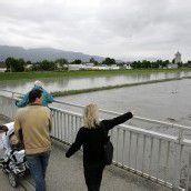 Hochwasservorsorge verbessert Rheinhochwasserschutz