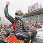 Dritter WM-Titel für Vettel nach Nervenschlacht!