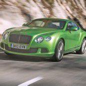 Speed: Der schnellste Bentley fährt Tempo 330