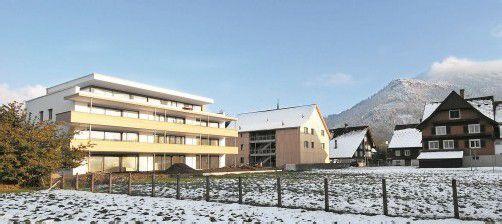 Die Anlage im Hatlerdorf soll noch vor Weihnachten bezogen werden können. Foto: erh