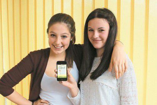 Die App wurde bereits von Jugendlichen auf ihre Tauglichkeit getestet.  Foto: KIJA