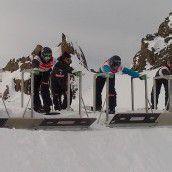 Start frei für die Snowboardcrosser