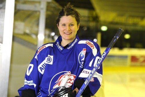Eva Schwärzler, 23, Eishockeyspielerin, Dornbirn Eishockeytechnisch wünsche ich mir gesund und fit zu bleiben bzw. zu werden, sodass ich immer wieder aufs Neue versuchen kann, das Beste aus mir herauszuholen. Dazu möchte ich mein Studium abschließen und einen guten Start ins Lehrerinnendasein schaffen.