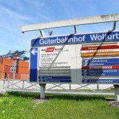 Zug um Zug zum neuen Güterbahnhof