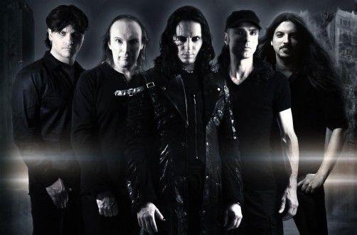 Die Metalband Rhapsody wird heute eine grandiose Headliner-Show im Prachtclub Conrad Sohm zum Besten geben. foto: musikladen