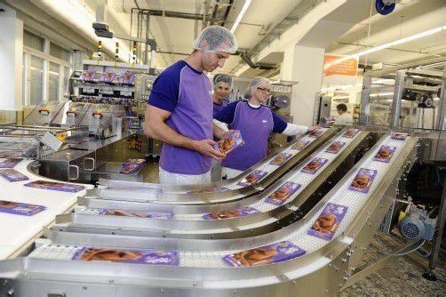 Die Schokolade sollte in ein firmeneigenes Lager in Tschechien überstellt werden. Dort kam sie nie an. Foto:Stiplovsek