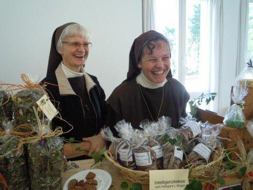 Die Schwestern und ihr Freundeskreis laden zum Klostermärktle.