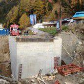 Vorarlberger in Tirol von Kranteil erschlagen