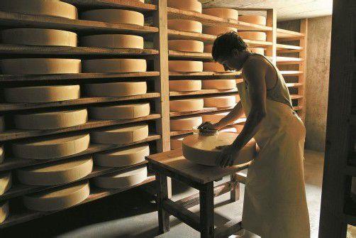 Die guten Käseproduzenten fordern rasche Maßnahmen, um das Image des Käses zu retten. Foto: l. berchtold