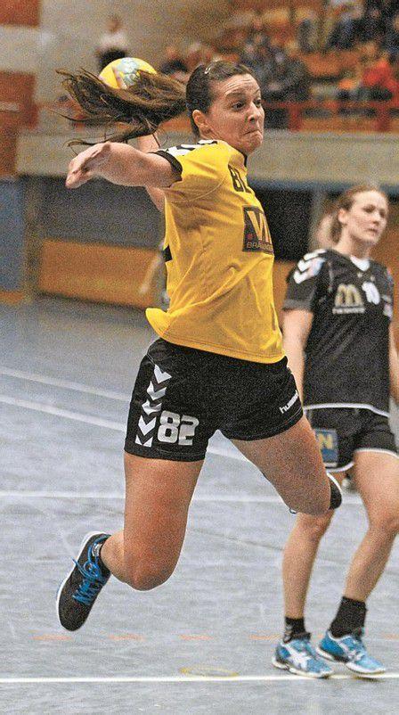 Dragana Aleksic erzielte insgesamt acht Treffer. Foto: vn/Stiplovsek