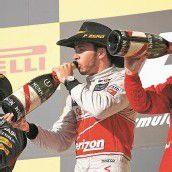 Ecclestone setzt alles auf Vettel