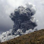 Neuseeländischer Vulkan Tongariro ausgebrochen