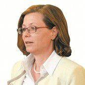 Kornelia Ratz kämpftgegen die eigene Tante