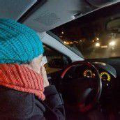 Verkehrsrisiko: Husten, Schnupfen, Heiserkeit