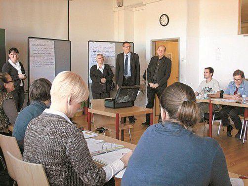 Erstmals gibt es an der Kathi-Lampert-Schule integrative Klassen. Foto: VLK