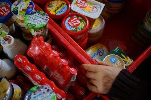 Essensausgabe in Vorarlberg – auch im Ländle steigt die Zahl bedürftiger Menschen. Foto: vn/hartinger