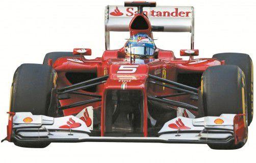 Fernando Alonso. FOTO: AP